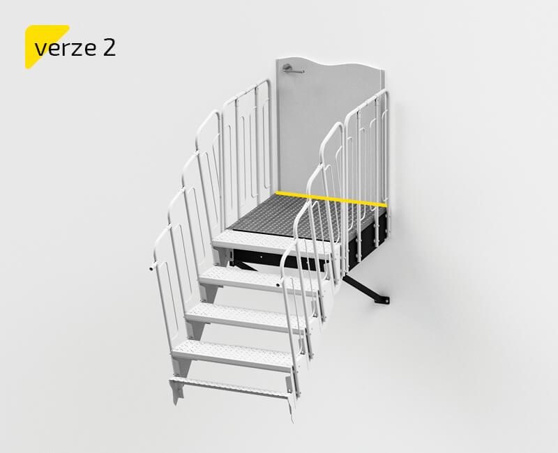 Modulove schody