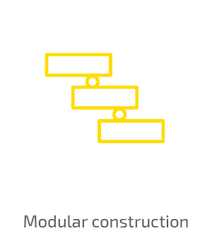 advantages of modular stairs