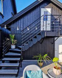 modular stairs realizations